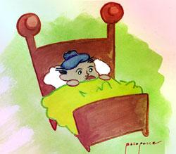 poner-durmiente