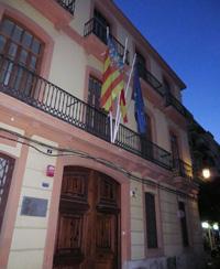 Edificio Consell Valenciano de Cultura
