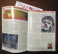 Pichín en Revista TERRALIA