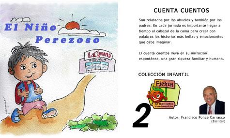 Cuento infantil original de Francisco Ponce