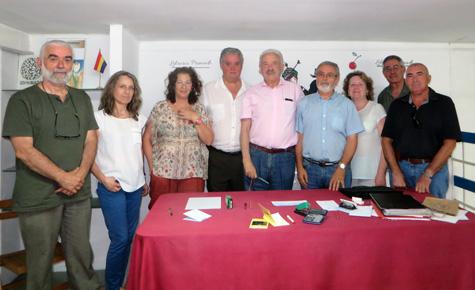 X premios literarios de ALFAMBRA