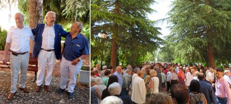 Encuentros en Santa Eulalia del Campo (Teruel)