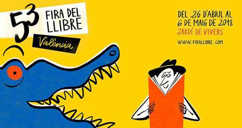 53 Feria del Libro en Valencia
