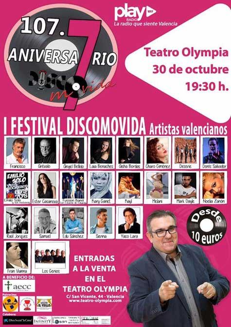 Festival Discomovida