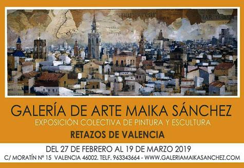 El Ventanuco con Galería Maika Sánchez