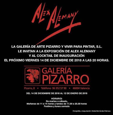 Galería Pizarro de Valencia