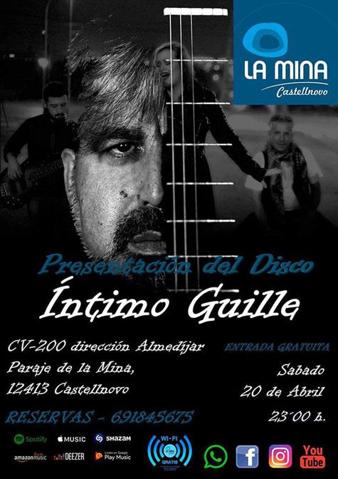 Íntimo Guille (Concierto)