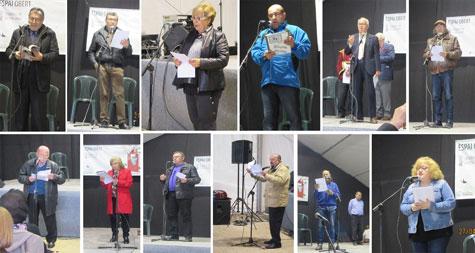 Momentos del evento Ateneo Blasco Ibáñez y A-rimando