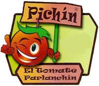 Logotipo registrado de Pichín