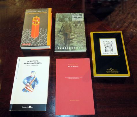 Libros Premiados 2017
