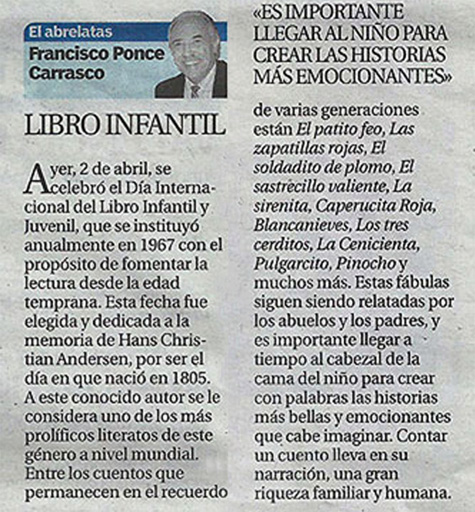 El Abrelatas - Prensa