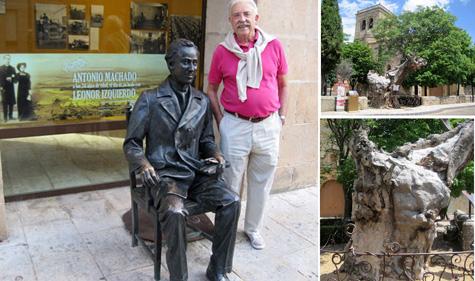 Antonio Machado en Soria