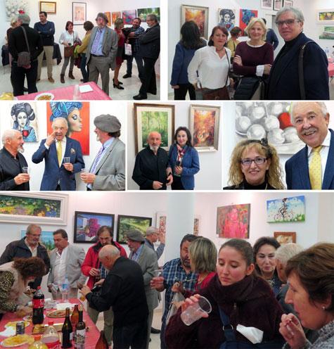 """Exposición """"Grupo Art-Uro"""""""