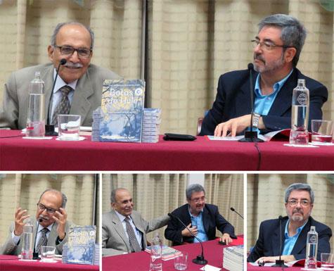 """Presentación libro """"Botas de Hule"""" de Arturo Ortega"""
