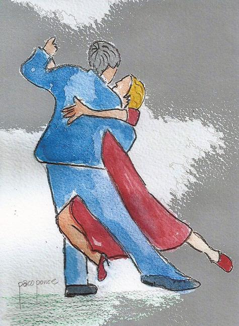 Bailando tangos