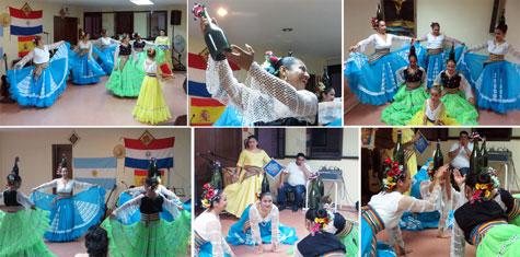 Actuación Paraguaya
