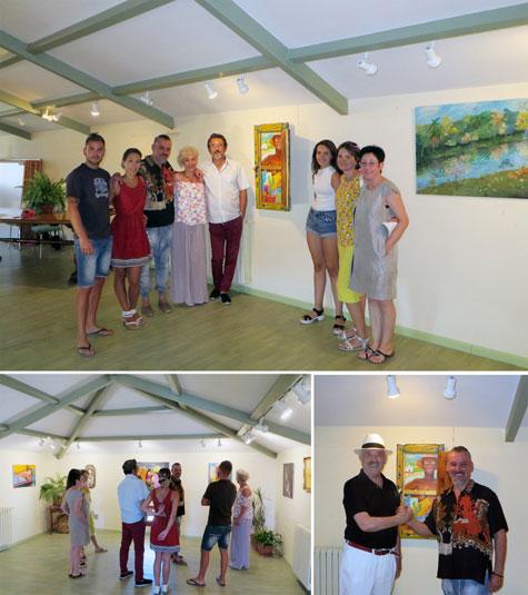 Inauguración Exposición