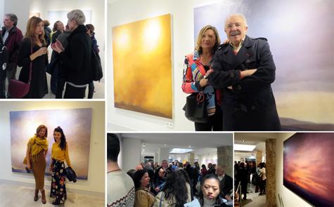Exposición de José Saborit