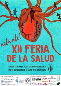XII Feria de la Salud en Valencia