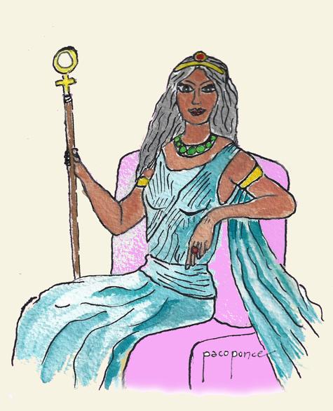 Reina de Atimon