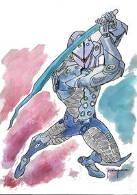 Xixtra el guerrero