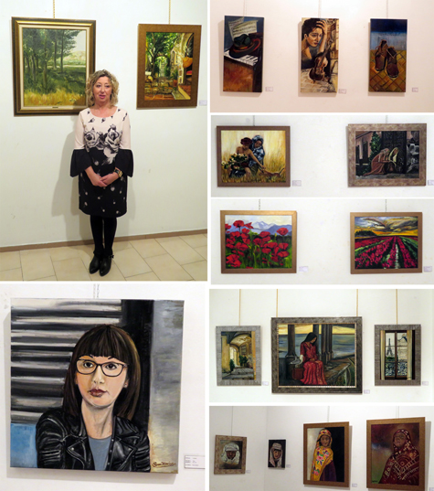 Pinturas de Rosa Maicas Monferrer