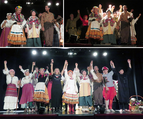 Villaframbuesa (Una boda en Malinovka )