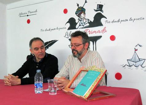 Rafael Yuste y Sergio Allepuz