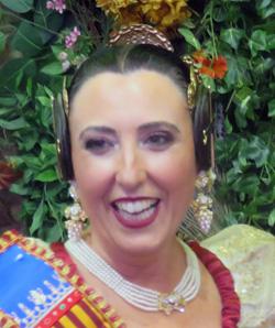 Sonia Ponce Fallera Mayor 2020