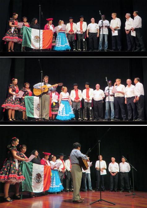 Momentos de México