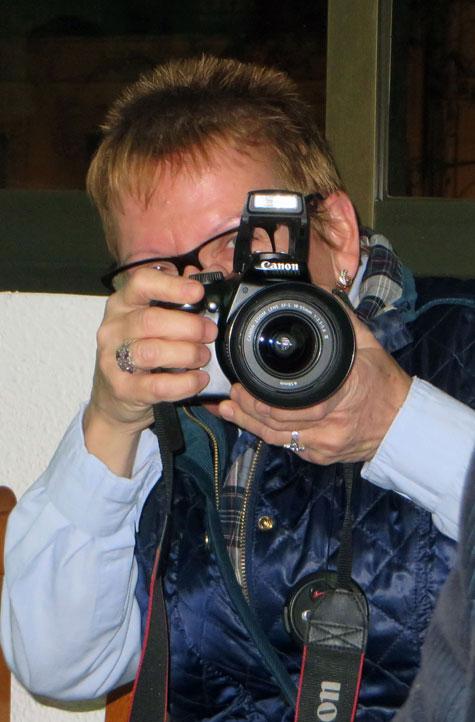 Ángeles De Lamo Corredor - Fotógrafa