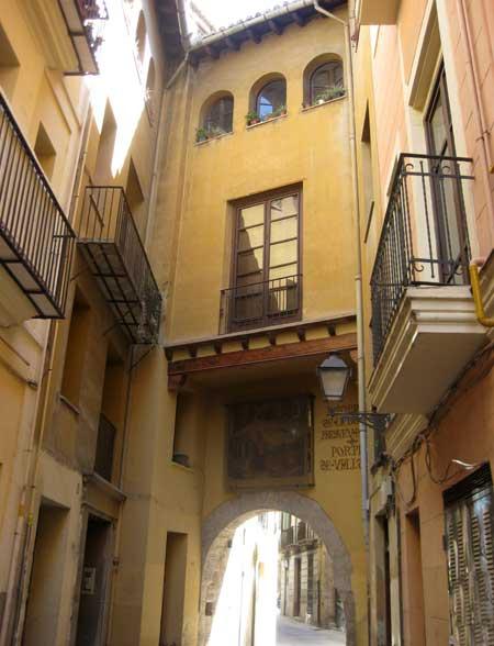 Portal de Valldigna - Valencia
