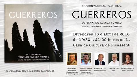 Presentación de Guerreros en Picassent