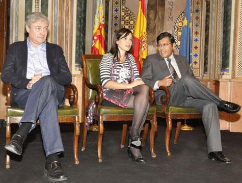 Enric Sòria - Julia Conejo - José Luis Torres