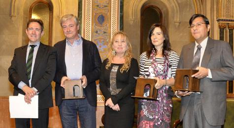 Ricard Bellveser - Enric Sòria - Mª Jesús Puchalt - Julia Conejo - José L. Torres