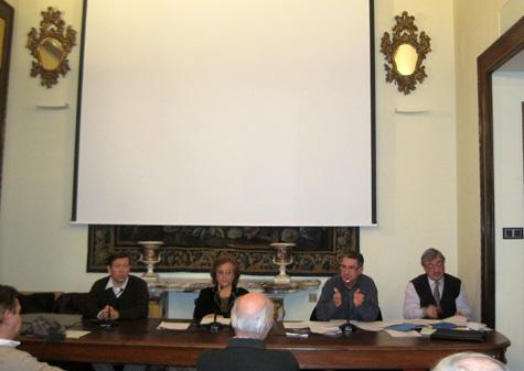 Presidente electo: Juan Luis Bedins