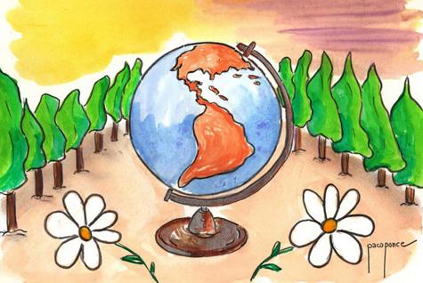 proteger la madre tierra
