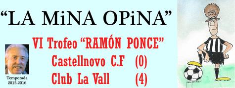 """""""La Mina Opina"""""""