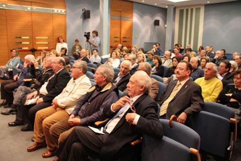 Público en el evento
