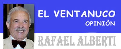 """El Ventanuco"" con Rafael Alberti"