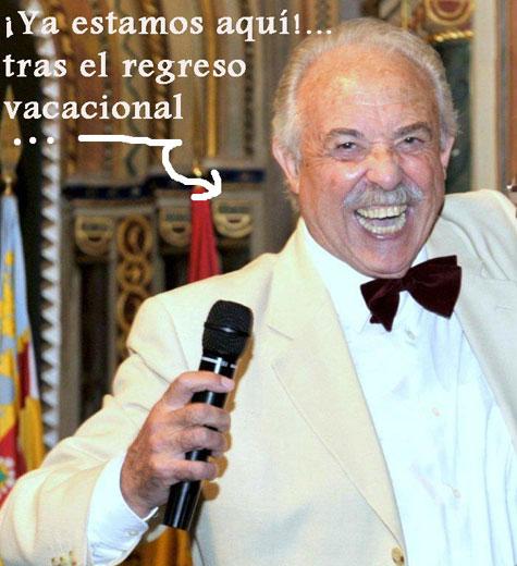 """Francisco Ponce Carrasco """"El Regreso"""""""