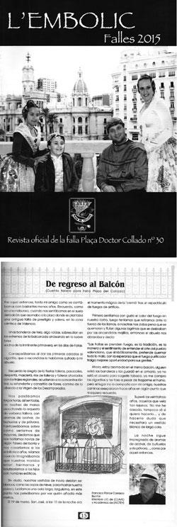 L´EMBOLIC (Revista Fallera 2015)