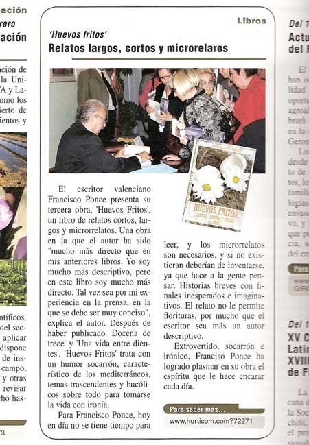 Revista Horticultura