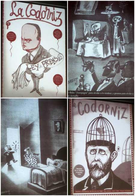 """(Revista """"La Codorniz"""")"""