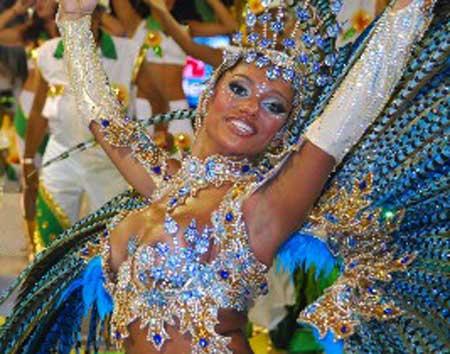 Río de Janeiro en Carnaval