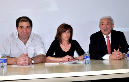 (Francisco Romero - Lola P. Robles - Francisco Ponce)