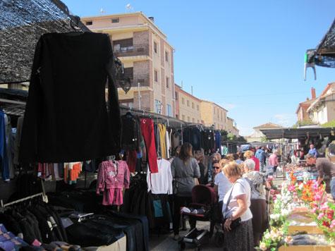 Mercado Santa Eulalia del Campo