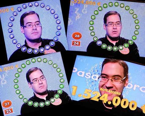 rosco pasapalabra Cesar Garrido