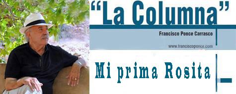 Columna de Francisco Ponce