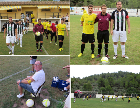 Comienza la liga 2014-2015